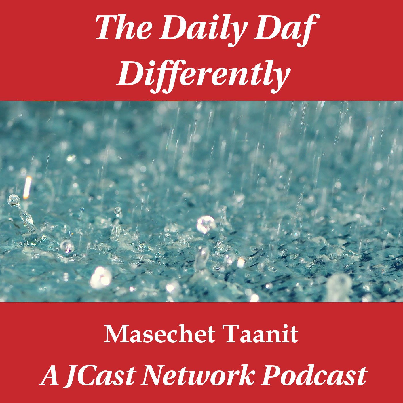 Daily Daf Differently: Masechet Taanit