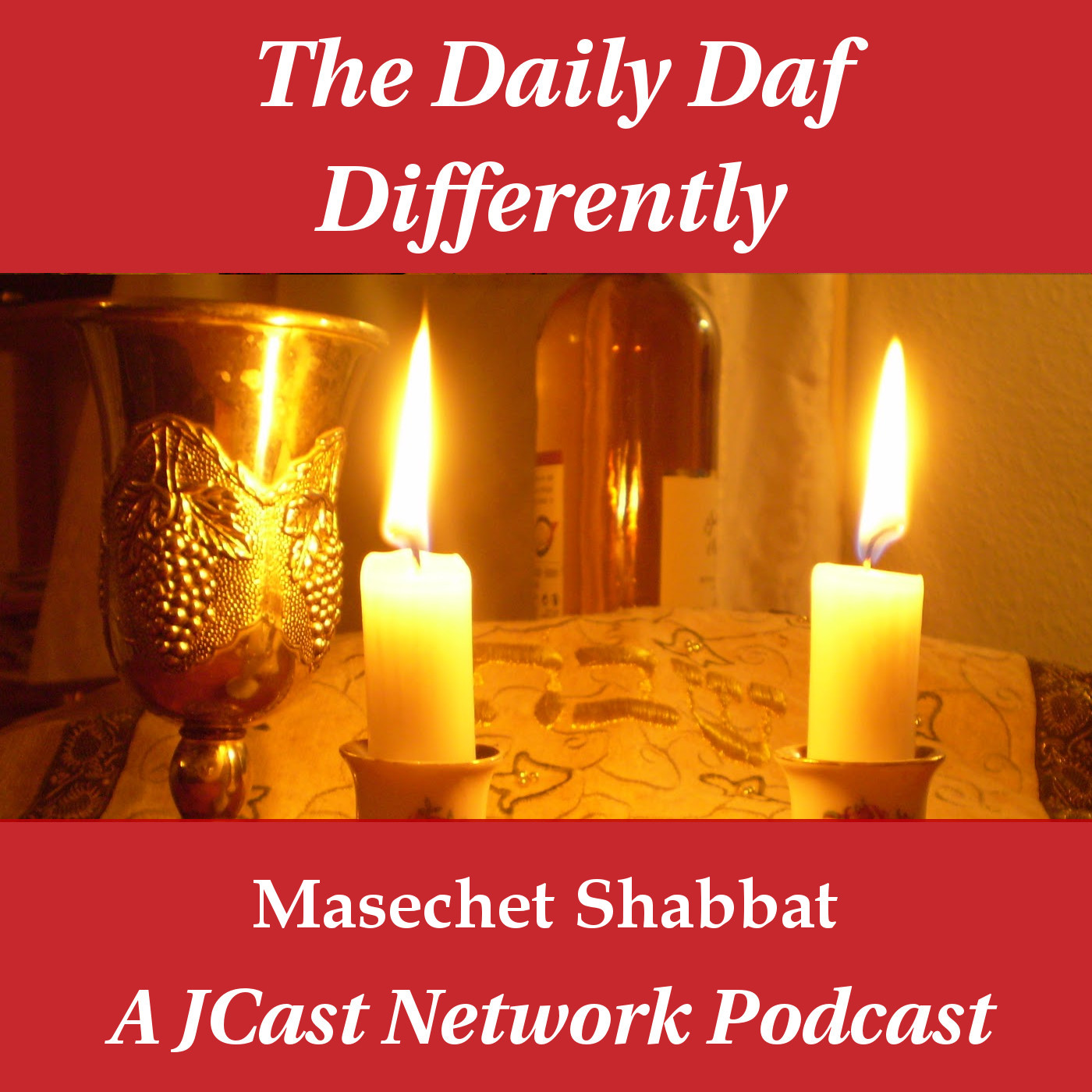 Daily Daf Differently: Masechet Shabbat